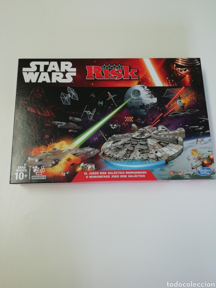 RISK STAR WARS NUEVO (Juguetes - Juegos - Juegos de Mesa)