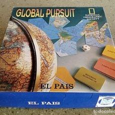 Juegos de mesa: JUEGO GLOBAL PURSUIT DE NATIONAL GEOGRAPHIC. AÑO 1997.. Lote 218137078