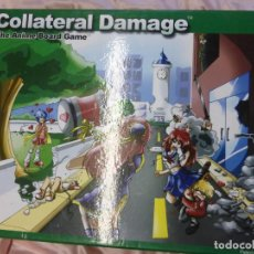 Juegos de mesa: COLLATERAL DAMAGE: THE ANIME BOARD GAME BY GOZER GAMES.. Lote 218138016