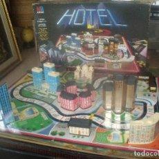 Jogos de mesa: HOTEL JUEGO DE MESA MB EDICION ORIGINAL DE 1986. Lote 218183453