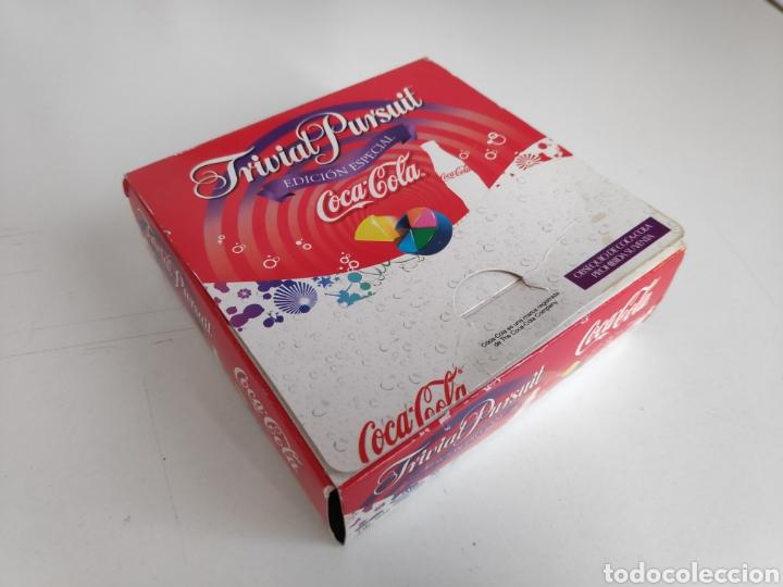 Juegos de mesa: Trivial Pursuit Coca-Cola. Edicion de bolsillo - Foto 2 - 218187982