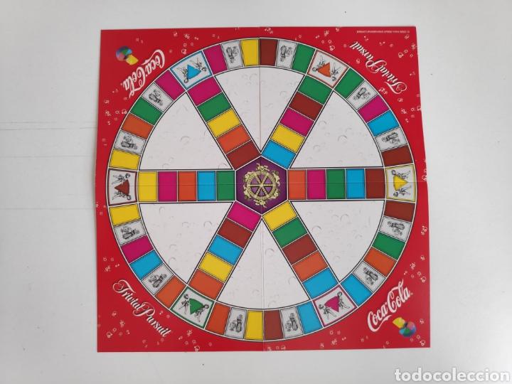 Juegos de mesa: Trivial Pursuit Coca-Cola. Edicion de bolsillo - Foto 4 - 218187982