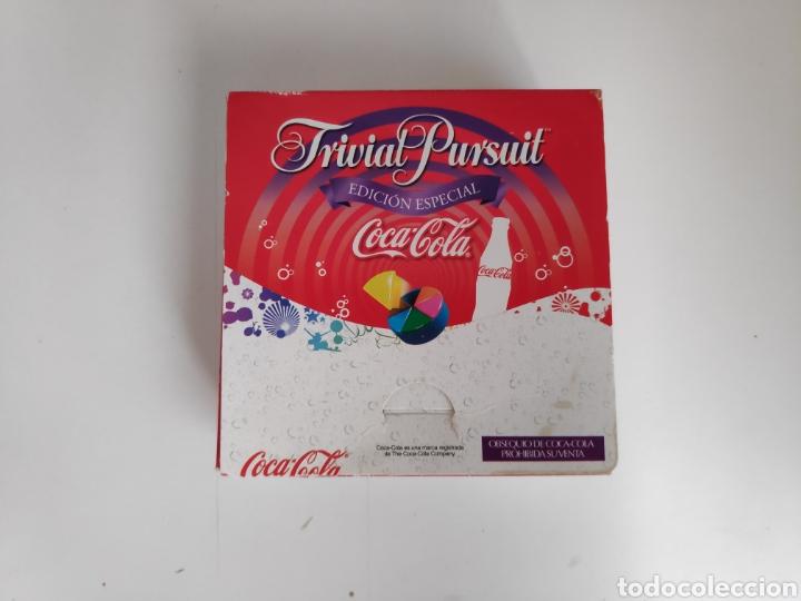 TRIVIAL PURSUIT COCA-COLA. EDICION DE BOLSILLO (Juguetes - Juegos - Juegos de Mesa)