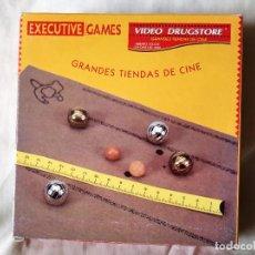 Juegos de mesa: JUEGO DESPACHO PETANCA - EXECUTIVE GAMES - MERCHANDISING VIDEO DRUGSTORE. Lote 218318326