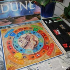 Juegos de mesa: JUEGO DE MESA DE DUNE - PARKER - 1984 - COMPLETO. Lote 218373906