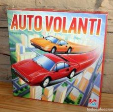 Juegos de mesa: ANTIGUO JUEGO DE MESA AUTO VOLANTI - DALMAU CARLES PLA - 1986 - COMPLETO Y SIN ESTRENAR. Lote 218596721