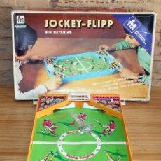 Juegos de mesa: JOCKEY FLIPP, DE VALTOY - ANTIGUO JUEGO DE MESA - NUEVO A ESTRENAR - AÑOS 70 - VALENCIA. Lote 218599500