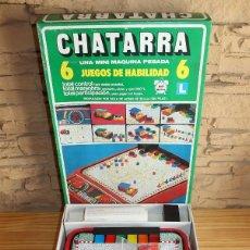 Juegos de mesa: CHATARRA - ANTIGUO JUEGO DE MESA HABILIDAD - SCALA - NUEVO A ESTRENAR - AÑOS 70. Lote 218599732