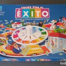 Juegos de mesa: LOCOS POR EL ÉXITO MB. Lote 218605540