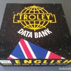 Juegos de mesa: TROLEY DATA BANK. Lote 218605726