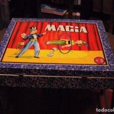 Juegos de mesa: MAGIA BORRAS Nº 3 AÑOS 40 , PARECE QUE NO SE HA TOCADO NUNCA, SALIDA HOY DE UNA MUDANZA. Lote 218616732