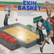 Juegos de mesa: EXIN BASKET.JUEGO DE BALONCESTO AÑOS 80.MADE IN SPAIN.. Lote 218836523