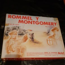 Giochi da tavolo: ROMMEL Y MONTGOMERY NAC. Lote 218902502