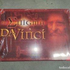 Juegos de mesa: EL ENIGMA DA VINCI. Lote 218971350