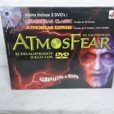 Juegos de mesa: ATMOSFEAR DVD.BORRAS.NUEVO.. Lote 219214896