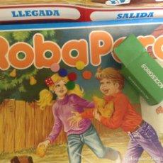 Juegos de mesa: JUEGO DE MESA ROBAPERAS - REF: 1300 - AÑO 1989 *** JUGUETES FALOMIR *** ARTICULO SIN USAR. Lote 219263368