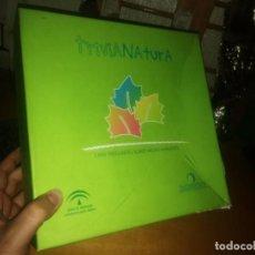 Juegos de mesa: JUEGO DE MESA: TRIVIA NATURA. Lote 219278130