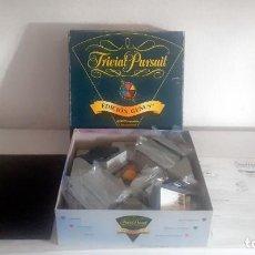 Juegos de mesa: TRIVIAL PURSUIT EDICION GENUS TM PARKER. Lote 219312207