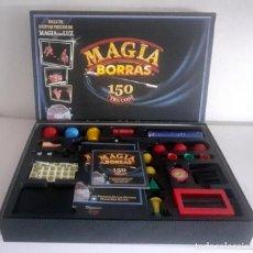 Juegos de mesa: JUEGO MESA MAGIA BORRAS 150 TRUCOS. Lote 219316685