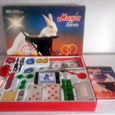 Juegos de mesa: JUEGO MESA MAGIA BORRAS 160 TRUCOS. Lote 219317522