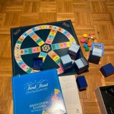 Juegos de mesa: TRIVIAL PURSUIT EDICIÓN JÓVENES JUGADORES 1985. Lote 219907105