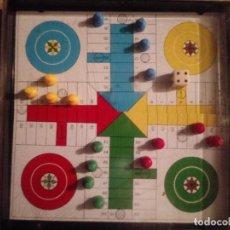 Juegos de mesa: JUEGO PARCHIS MAGNETICO COMPLETO NUEVO. Lote 220555645