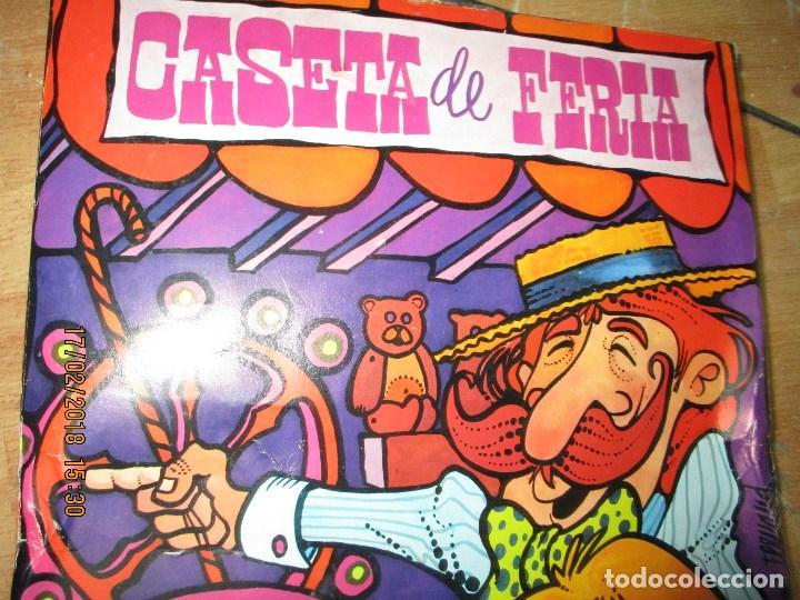 Juegos de mesa: MUY RARO JUGUETE CASETA DE FERIA ANTIGUO JUEGO REALIZADO EN ESPAÑA CON PISTOLA CAJA SIN ABRIR - Foto 4 - 220732311