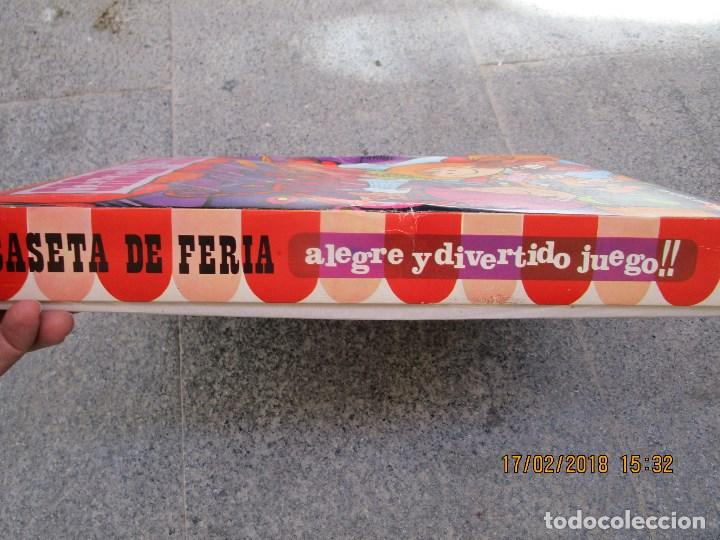Juegos de mesa: MUY RARO JUGUETE CASETA DE FERIA ANTIGUO JUEGO REALIZADO EN ESPAÑA CON PISTOLA CAJA SIN ABRIR - Foto 13 - 220732311