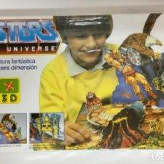 Juegos de mesa: MASTERS DEL UNIVERSO JUEGO DE MESA 3D DE DISET.¡¡ NUEVO Y RETRACTILADO.!! ORIGINAL AÑOS 80. .. Lote 220997117