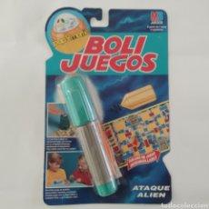Juegos de mesa: ATAQUE ALIEN, BOLI JUEGOS POP-O-MATIC DISTRIBUIDO POR MB JUEGOS, FABRICADO POR HASBRO, AÑO 1992. Lote 221269046