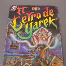Jogos de mesa: CETRO DE YAREK - CEFA - INCOMPLETO. Lote 221330291