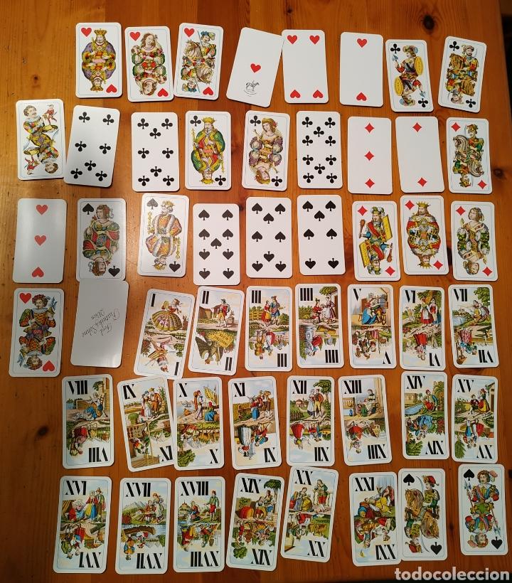 Juegos de mesa: 7 Barajas cartas PIATNIK 1976 Viena Bridge Rummy Preference Wufelpoker Canasta Patience sambacanasta - Foto 11 - 221390387