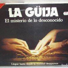 Juegos de mesa: JUEGO DE MESA LA GÜIJA, EL MISTERIO DE LO DESCONOCIDO, OUIJA, DE BORRÁS, NUEVO. Lote 221503171