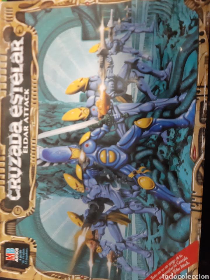Juegos de mesa: Expansión Eldar Attack (Cruzada Estelar) - Foto 2 - 221515802