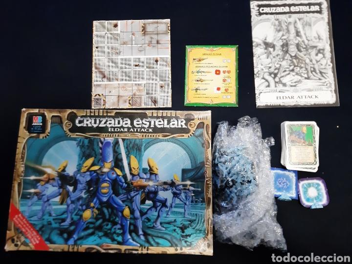 EXPANSIÓN ELDAR ATTACK (CRUZADA ESTELAR) (Juguetes - Juegos - Juegos de Mesa)