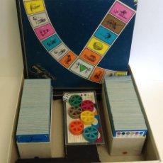 Juegos de mesa: ANTIGUO JUEGO DE MESA: TRIVIAL PERSUIT - EDICIÓN JOVENES JUGADORES - 1985 *** HORN ABBOT *** DISET. Lote 221538217