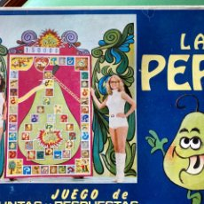 Juegos de mesa: JUEGO UN DOS TRES. LA PERA. Lote 221576712