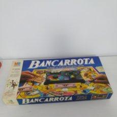 Juegos de mesa: JUEGO BANCARROTA DE MB. Lote 221618623