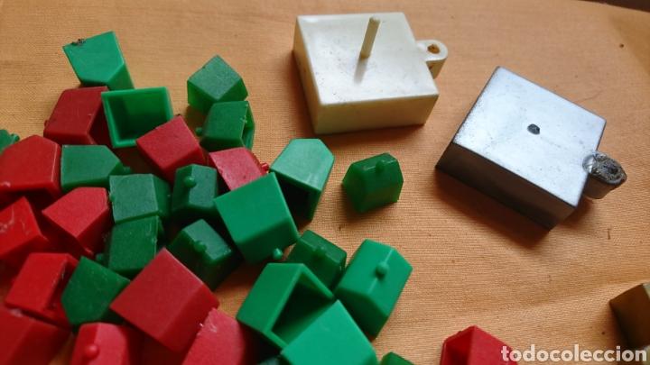 Juegos de mesa: Lote 136,fichas,figuras,de viejos juegos de mesa, uno party y co - Foto 6 - 221691351