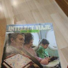 Jogos de mesa: JUEGO INTELECT VIAJE, DE CEFA. Lote 221746095