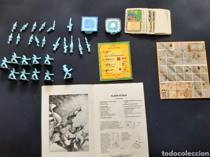 Juegos de mesa: Expansión Eldar Attack (Cruzada Estelar) - Foto 3 - 221515802