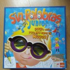 Juegos de mesa: JUEGO - SIN PALABRAS JUNIOR - GOLIATH. Lote 221791088