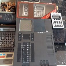 Juegos de mesa: AJEDREZ ELECTRÓNICO RETRO. VARIOS MODELOS. Lote 221962696