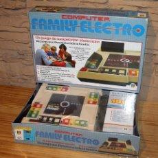 Juegos de mesa: COMPUTER FAMILY ELECTRO - NUEVO Y PRECINTADO - DISET - JUEGO ELECTRONICO. Lote 221966695
