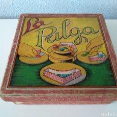 Juegos de mesa: ANTIGUO JUEGO DE LA PULGA DE ENRIQUE BORRÁS. Lote 222057442