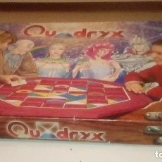 Juegos de mesa: GAR JUEGO DE MESA QUADRYX VER FOTOS PARA ESTADO Y PIEZAS. Lote 222110387