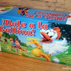 Juegos de mesa: DALE A LA GALLINA - MB JUEGOS - NUEVO A ESTRENAR - EN SU CAJA ORIGINAL - 1997. Lote 222147128
