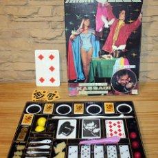 Juegos de mesa: ANTIGUO JUEGO DE MAGIA - MAGIA 2000 DE KASSAGI - GRAINES - AÑOS 70 - MADE IN SPAIN. Lote 222147377