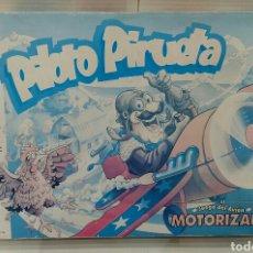 Juegos de mesa: PILOTO PIRUETA. MB. NUEVO EN CAJA. SIN ESTRENAR. 1993. HASBRO. EL JUEGO DEL AVIÓN MOTORIZADO.. Lote 222182017