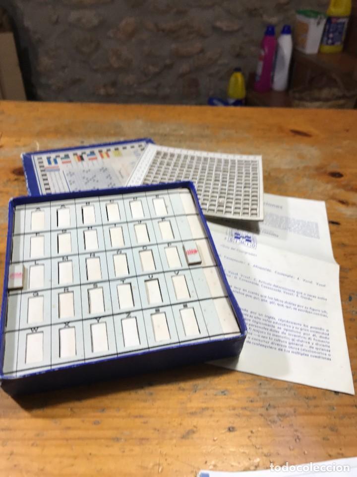 Juegos de mesa: crucigrama internacional perpetuo - Foto 3 - 222488037